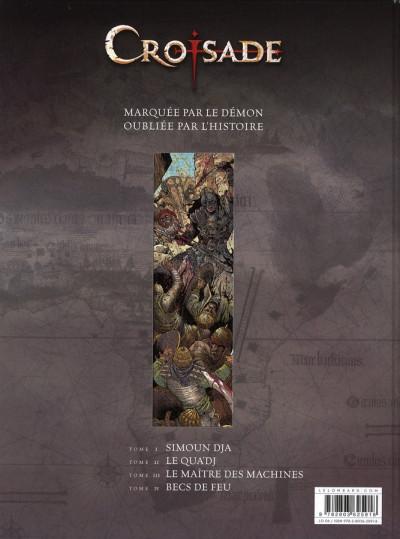 Dos croisade tome 4 - becs de feu
