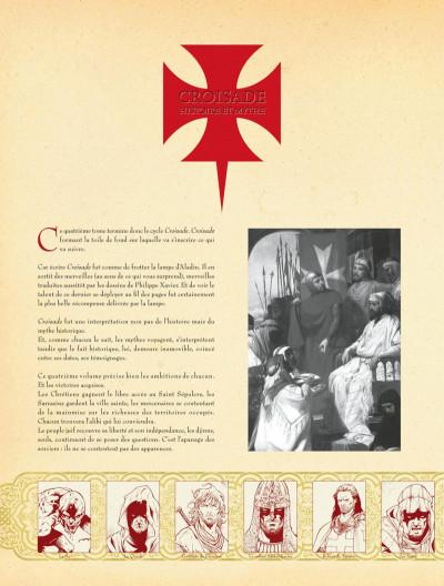 Page 3 croisade tome 4 - becs de feu