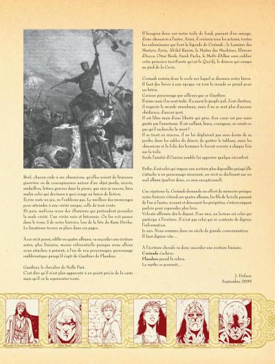 Page 4 croisade tome 4 - becs de feu