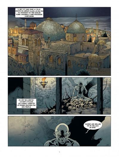 Page 5 croisade tome 4 - becs de feu