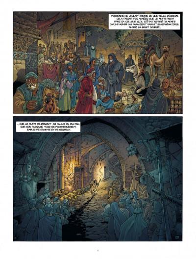 Page 6 croisade tome 4 - becs de feu