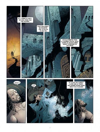 Page 7 croisade tome 4 - becs de feu