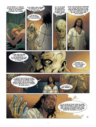 Page 9 croisade tome 4 - becs de feu