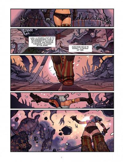 Page 3 alika tome 3 - l'ère des dragons