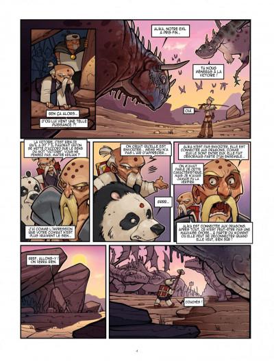 Page 4 alika tome 3 - l'ère des dragons