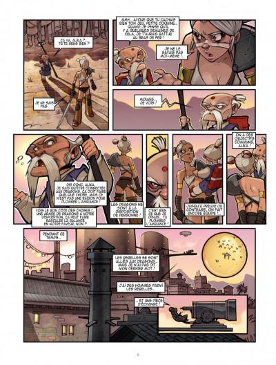Page 5 alika tome 3 - l'ère des dragons