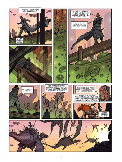 Page 6 alika tome 3 - l'ère des dragons