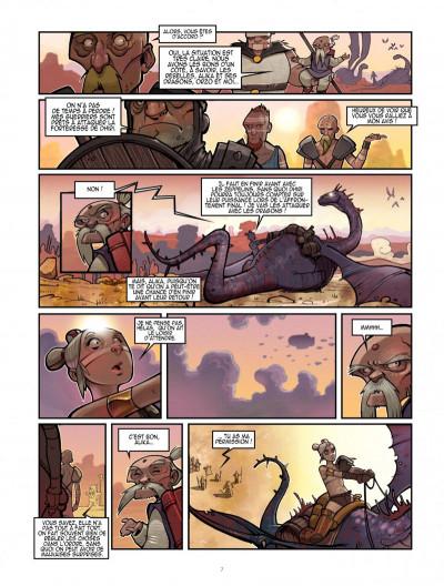 Page 7 alika tome 3 - l'ère des dragons