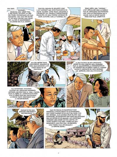 Page 4 Alpha premières armes tome 1