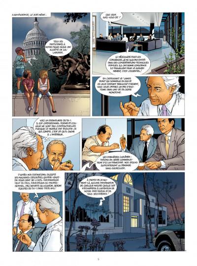 Page 5 Alpha premières armes tome 1
