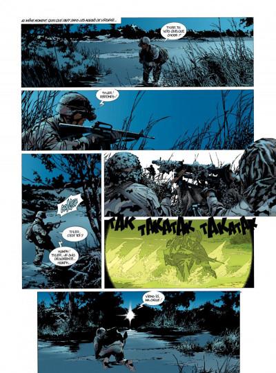 Page 6 Alpha premières armes tome 1