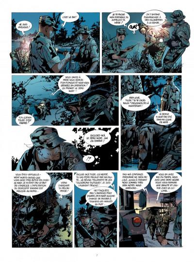 Page 7 Alpha premières armes tome 1