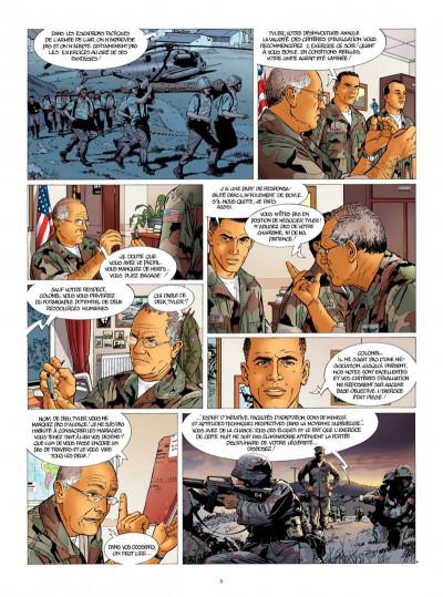 Page 8 Alpha premières armes tome 1