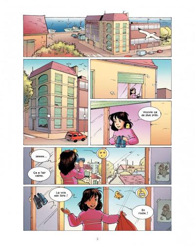 Page 3 cédille tome 1 - zizanie au zoo