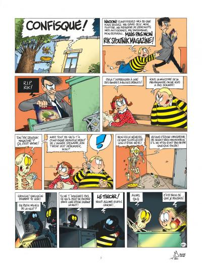 Page 3 l'élève ducobu tome 16 - confisqués