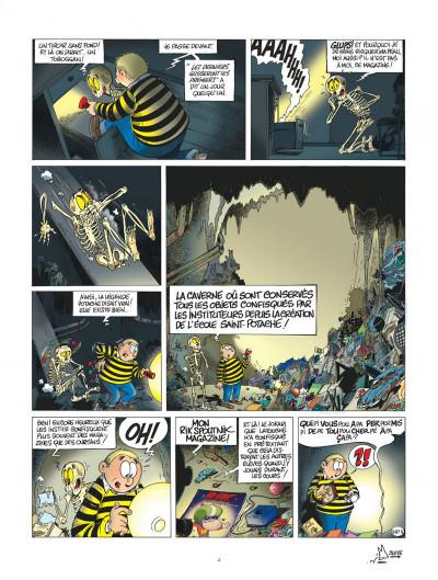 Page 4 l'élève ducobu tome 16 - confisqués