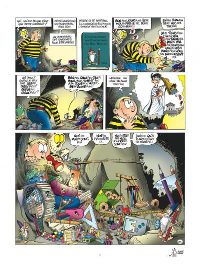 Page 5 l'élève ducobu tome 16 - confisqués