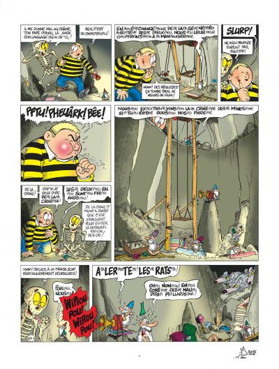 Page 6 l'élève ducobu tome 16 - confisqués