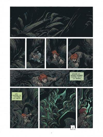 Page 3 la légende du changeling tome 3 - spring heeled jack