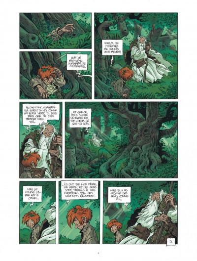 Page 4 la légende du changeling tome 3 - spring heeled jack