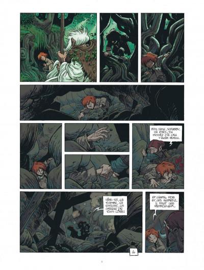 Page 6 la légende du changeling tome 3 - spring heeled jack