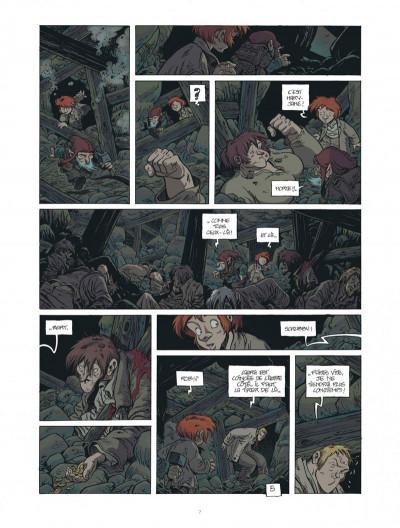 Page 7 la légende du changeling tome 3 - spring heeled jack