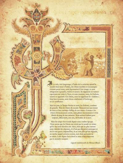 Page 3 légendes de parva terra tome 1 - là où les enfants ne s'aventurent pas