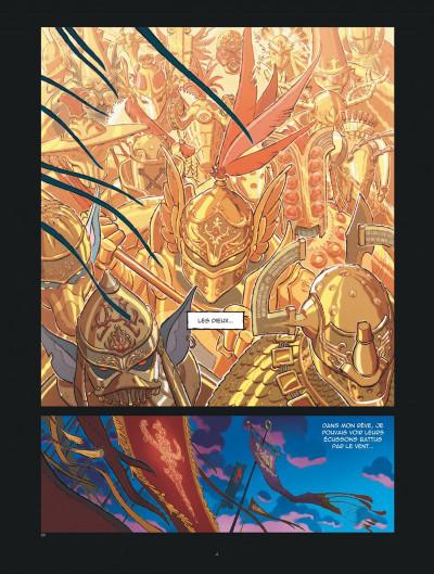 Page 4 légendes de parva terra tome 1 - là où les enfants ne s'aventurent pas