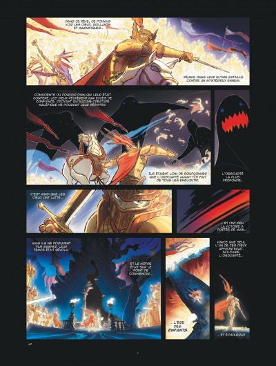 Page 6 légendes de parva terra tome 1 - là où les enfants ne s'aventurent pas