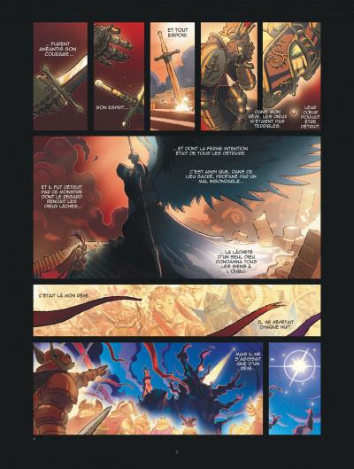 Page 8 légendes de parva terra tome 1 - là où les enfants ne s'aventurent pas