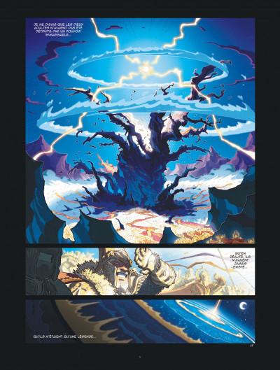 Page 9 légendes de parva terra tome 1 - là où les enfants ne s'aventurent pas