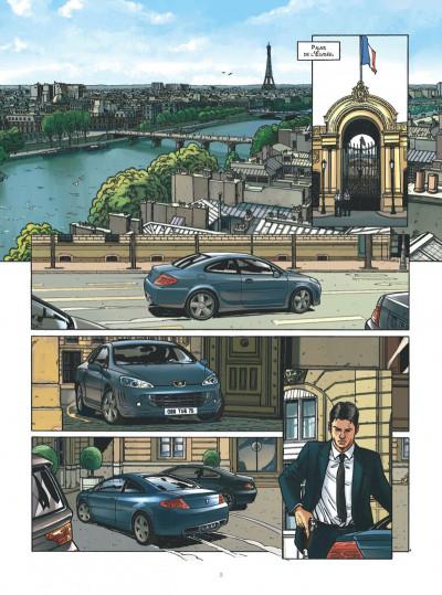 Page 3 Sisco tome 1 - ne tirez que sur ordre !
