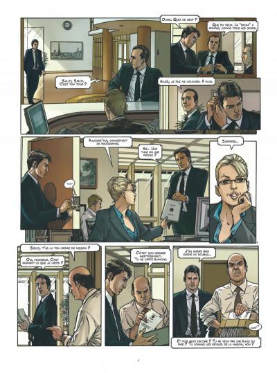 Page 4 Sisco tome 1 - ne tirez que sur ordre !