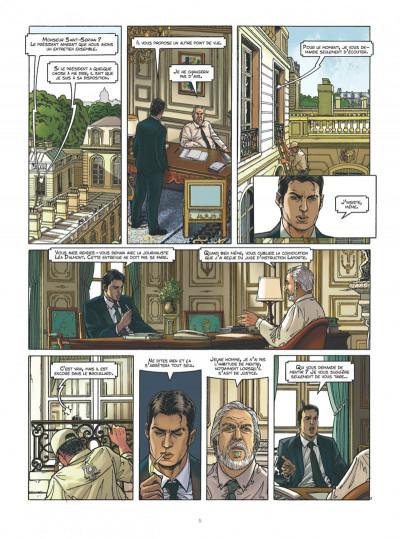 Page 5 Sisco tome 1 - ne tirez que sur ordre !