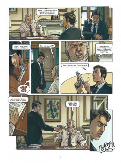 Page 6 Sisco tome 1 - ne tirez que sur ordre !