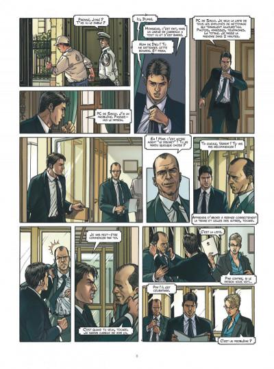 Page 8 Sisco tome 1 - ne tirez que sur ordre !
