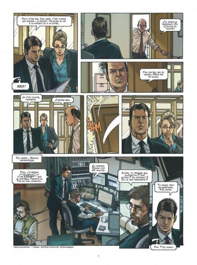 Page 9 Sisco tome 1 - ne tirez que sur ordre !
