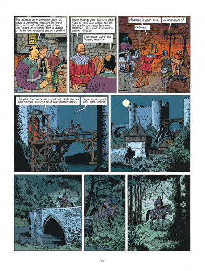 Page 7 vasco - intégrale tome 6 - tome 16 à tome 18