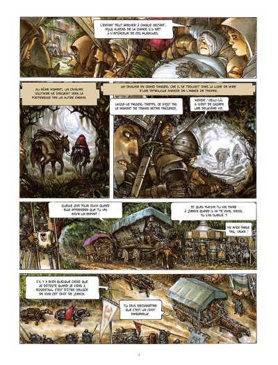 Page 3 moi, dragon tome 1 - la fin de la génèse