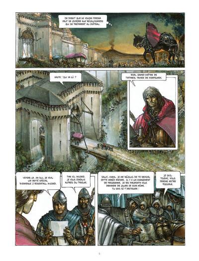 Page 4 moi, dragon tome 1 - la fin de la génèse