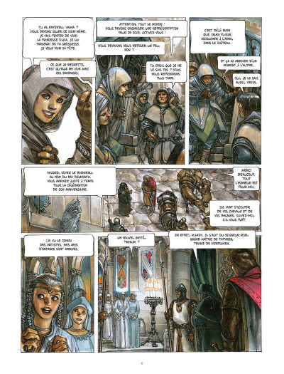Page 5 moi, dragon tome 1 - la fin de la génèse