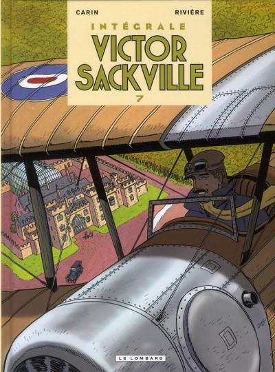 Couverture Victor Sackville - intégrale tome 7