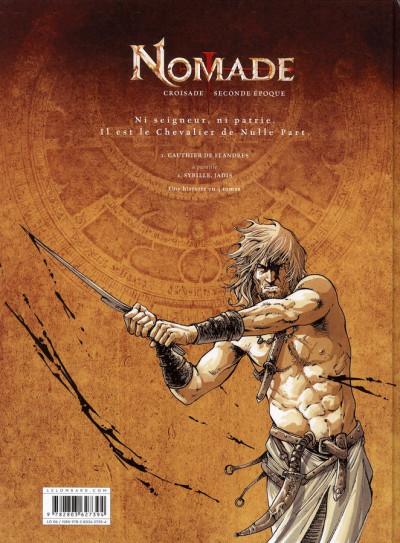Dos nomade tome 1 - la secte des assassins