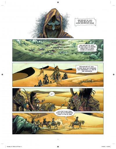 Page 1 nomade tome 1 - la secte des assassins