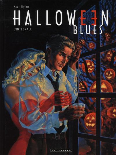 Couverture halloween blues ; intégrale