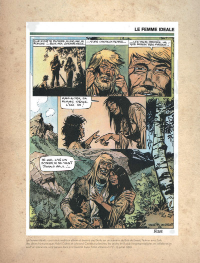 Page 3 Buddy Longway - intégrale tome 3