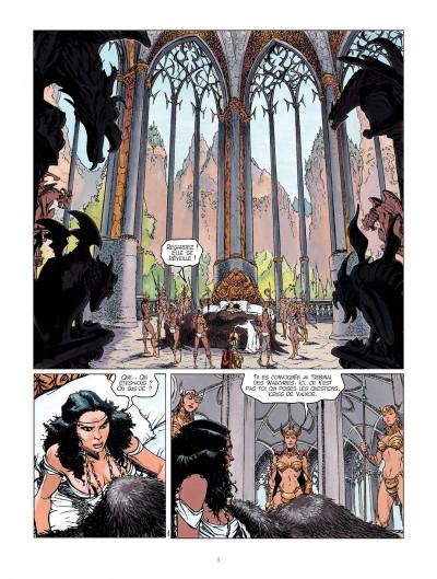 Page 1 Les mondes de Thorgal - Kriss de Valnor tome 1