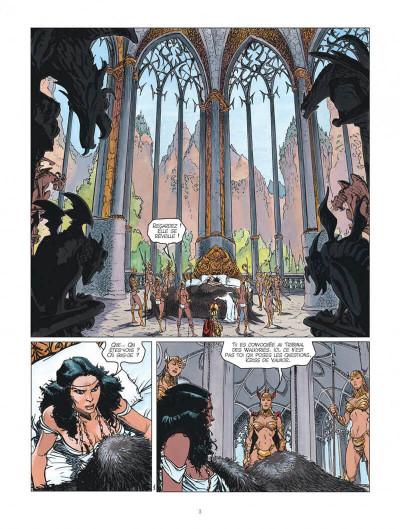 Page 3 Les mondes de Thorgal - Kriss de Valnor tome 1