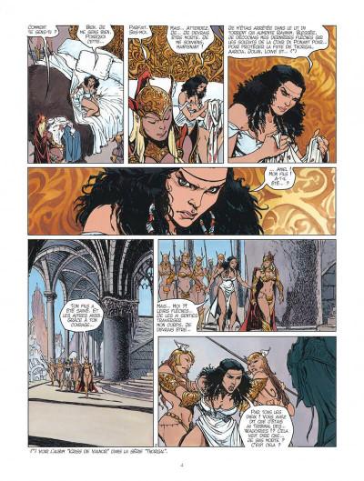 Page 4 Les mondes de Thorgal - Kriss de Valnor tome 1