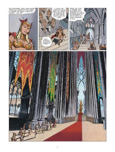 Page 5 Les mondes de Thorgal - Kriss de Valnor tome 1